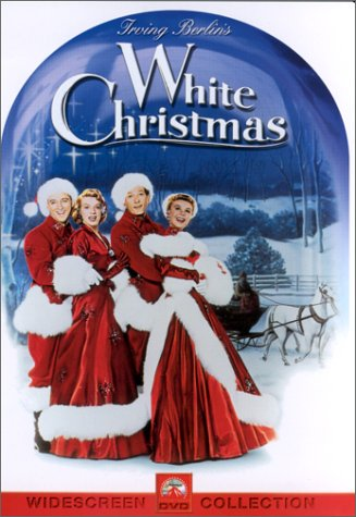 'White Christmas DVD Cover' from the web at 'http://www.kestrelsnest.net/fnm/graphics/whitechristmas.jpg'